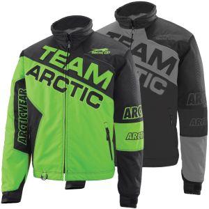 Arctic Cat Men's Team Arctic Jacket - Green or Black