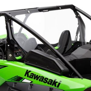 Kawasaki KQR Polycarbonate Rear Panel - 2020-2021 Teryx KRX