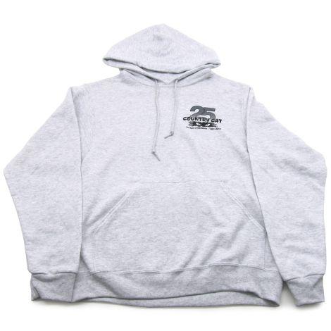 Country Cat Men's 25th Anniversary Sweatshirt - Gray