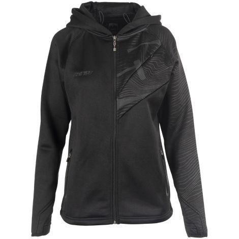 509 Women's Tech Zip Hoodie - Black-L