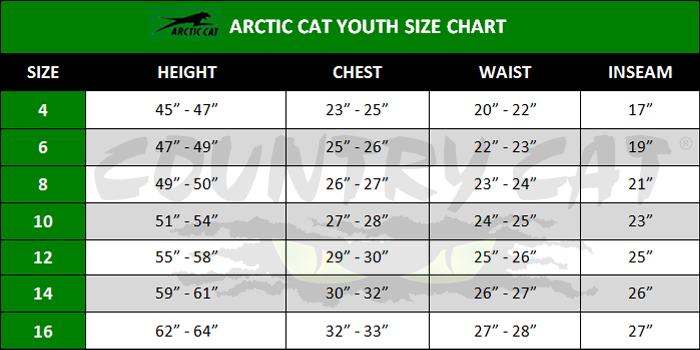 b8929ade4 Arctic Cat Youth Team Arctic Jacket - Green, Pink, Black, Orange, or Purple