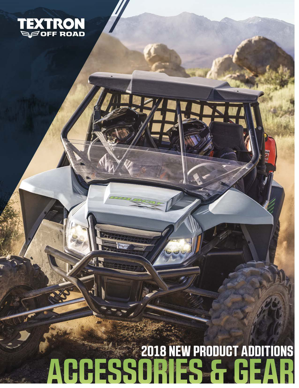 2018 Textron off Road Accessory Catalog
