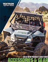 2018 Textron off Road Supplement Catalog