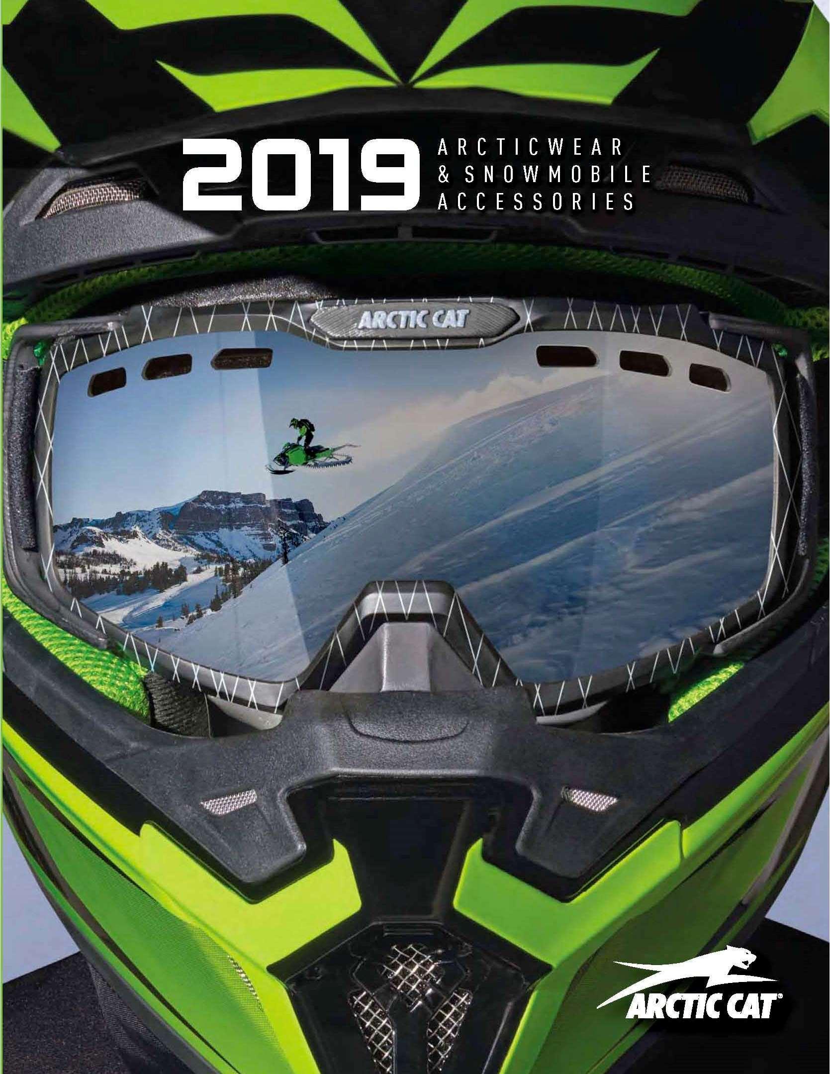 2019 Snow Catalog