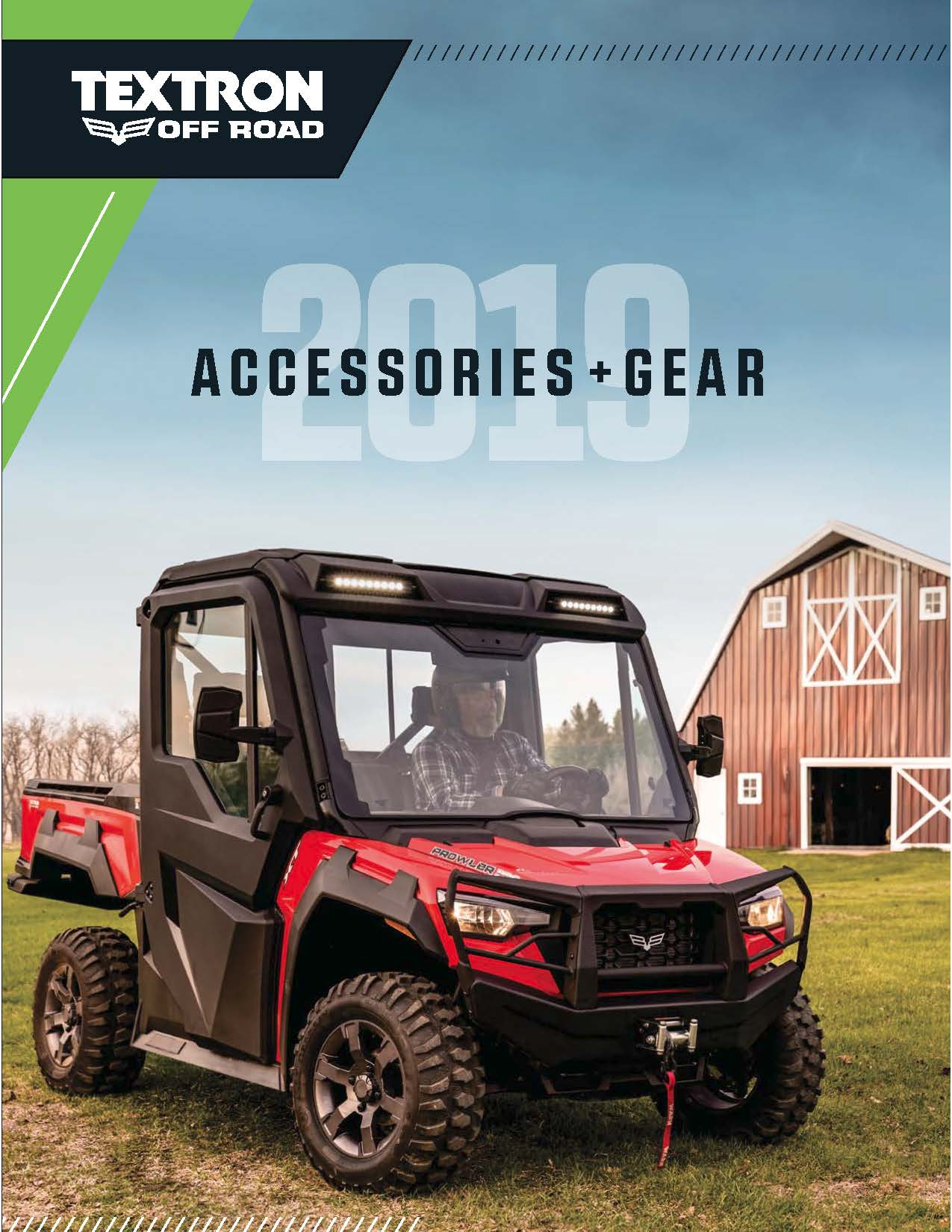 2019 Textron Off Road Catalog